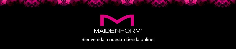 bienvenida maidenform a nuestra tienda online
