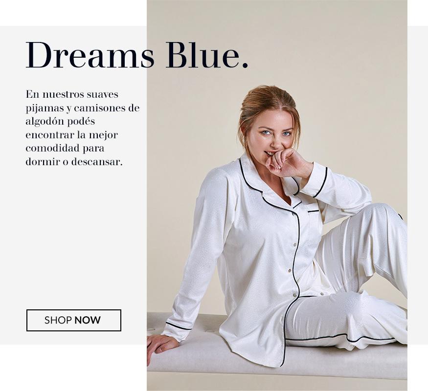 Encontrá la comodidad y suavidad en los pijamoas de algodón para dormir o descansar, elige un cómo camisón suave.